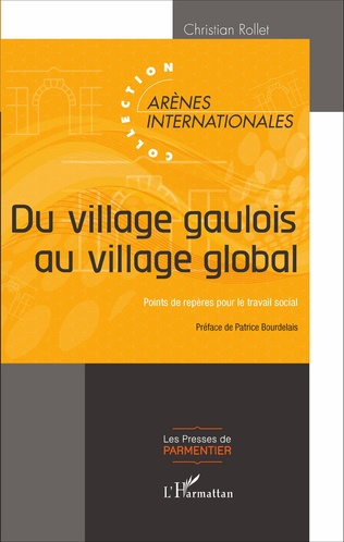 Couverture Du village gaulois au village global