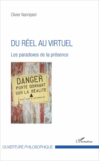 Couverture Du réel au virtuel