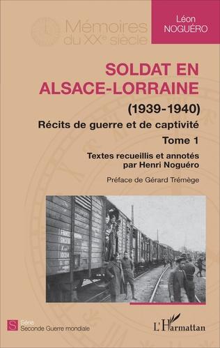 Couverture Soldat en Alsace-Lorraine