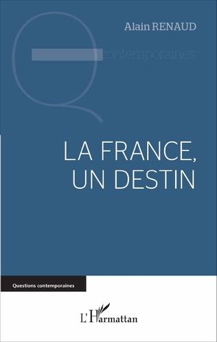Couverture La France, un destin