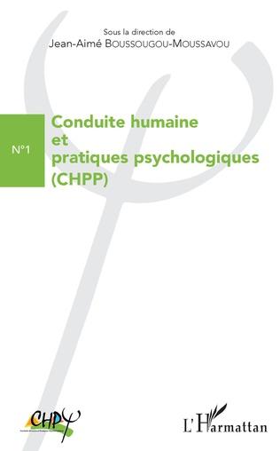 Couverture Conduite humaine et pratiques psychologiques (CHPP)