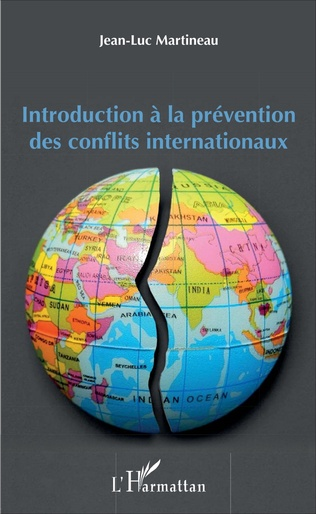 Couverture Introduction à la prévention des conflits internationaux