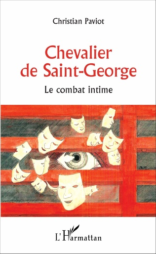 Couverture Chevalier de Saint-George