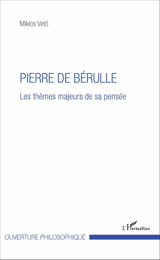 Couverture Pierre de Bérulle