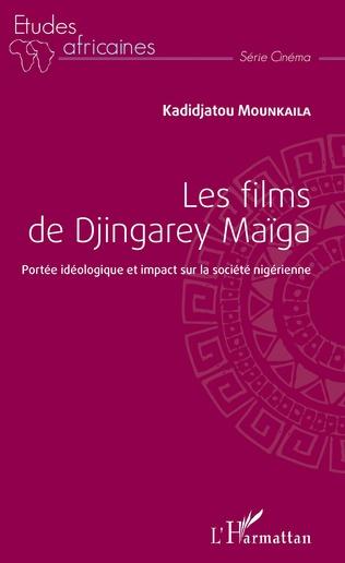Couverture Les films de Djingarey Maïga