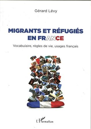 Couverture Migrants et réfugiés en France