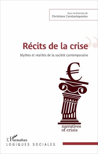 Couverture Récits de la crise