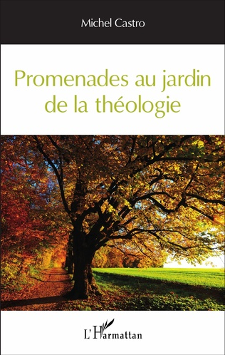 Couverture Promenades au jardin de la théologie