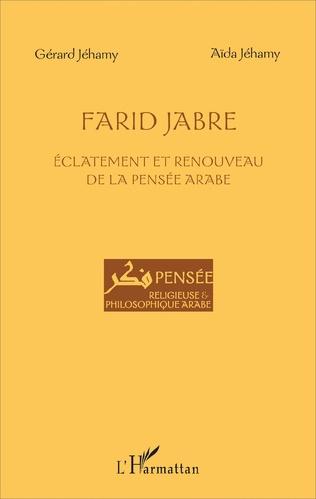 Couverture Farid Jabre