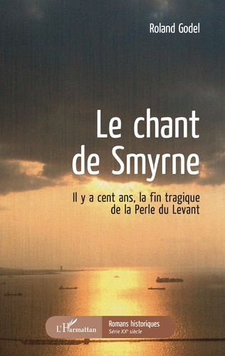 Couverture Le chant de Smyrne