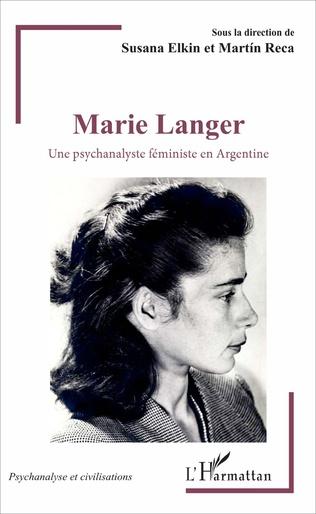 Couverture Marie Langer