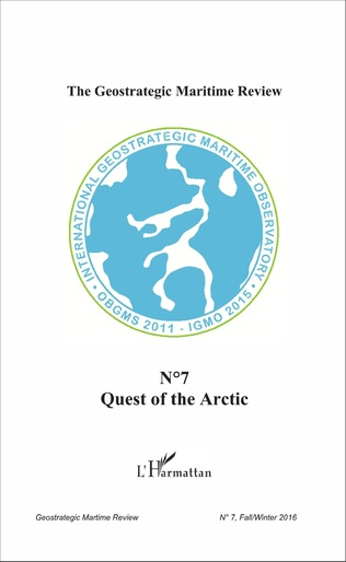 Couverture Quest of the Arctic