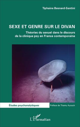 Couverture Sexe et genre sur le divan