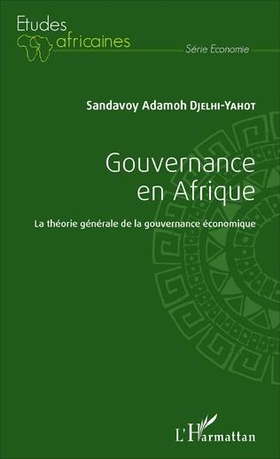 Couverture Gouvernance en Afrique