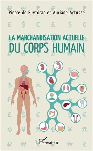 Couverture La marchandisation actuelle du corps humain