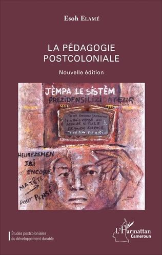 Couverture La pédagogie postcoloniale