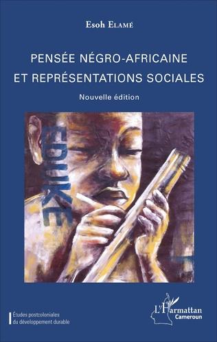 Couverture Pensée négro-africaine et représentations sociales