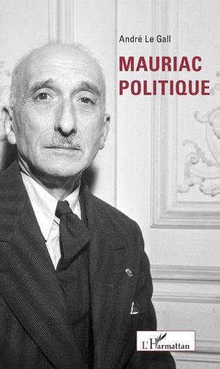 Couverture Mauriac politique