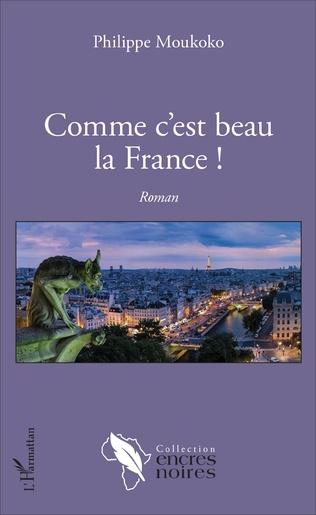 Couverture Comme c'est beau la France !
