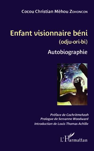 Couverture Enfant visionnaire béni (odju-ori-bi)