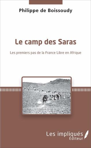 Couverture Le camp des Saras