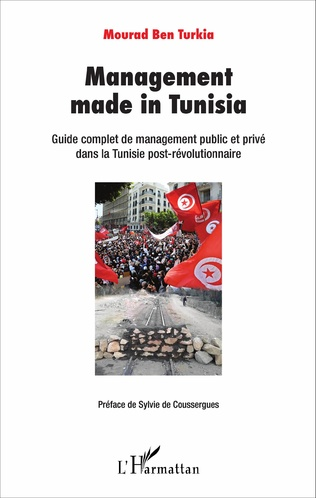 Couverture Management made in Tunisia