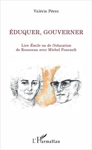 Couverture Éduquer, gouverner
