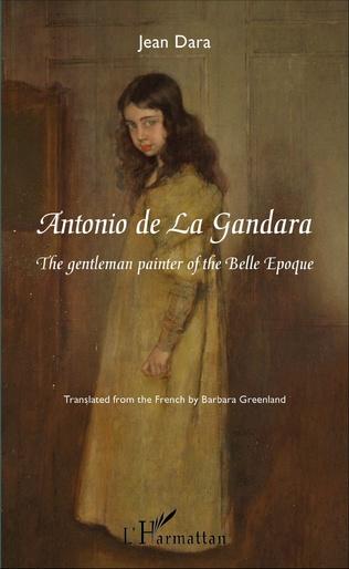 Couverture Antonio de La Gandara