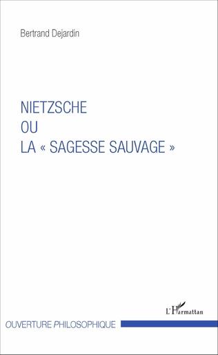 Couverture Nietzsche ou la