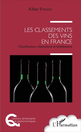 Couverture Les classements des vins en France