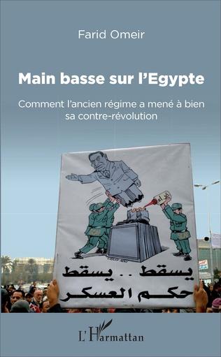 Couverture Main basse sur l'Egypte