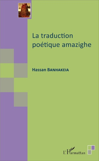 Couverture La traduction poétique amazighe