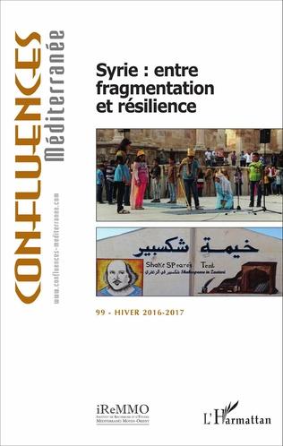 Couverture Syrie : entre fragmentation et résilience