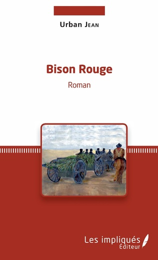 Couverture Bison rouge