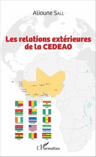 Couverture Les relations extérieures de la CEDEAO
