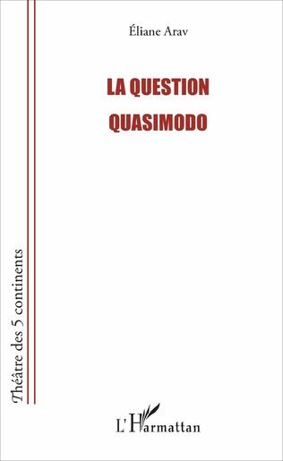 Couverture La question Quasimodo