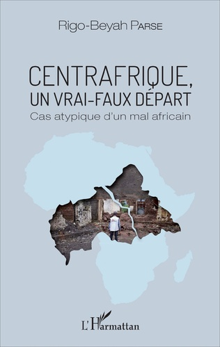 Couverture Centrafrique, un vrai-faux départ