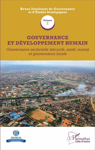 Couverture Gouvernance et développement humain (Volume 2)