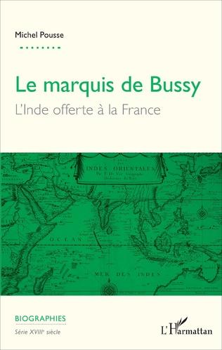Couverture Le Marquis de Bussy