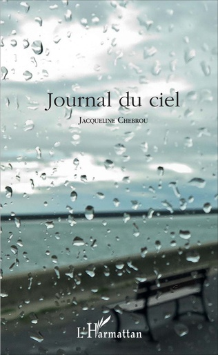 Couverture Journal du ciel