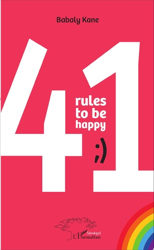 Couverture 41 rules to be happy