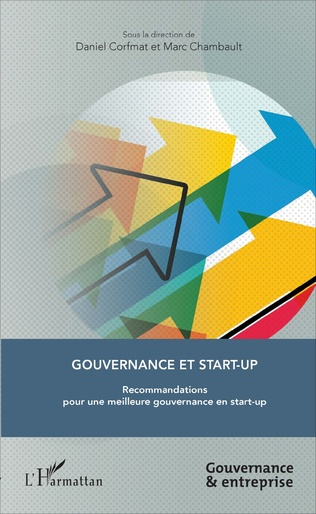 Couverture Gouvernance et start-up