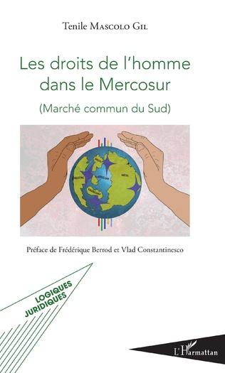 Couverture Les droits de l'homme dans le Mercosur