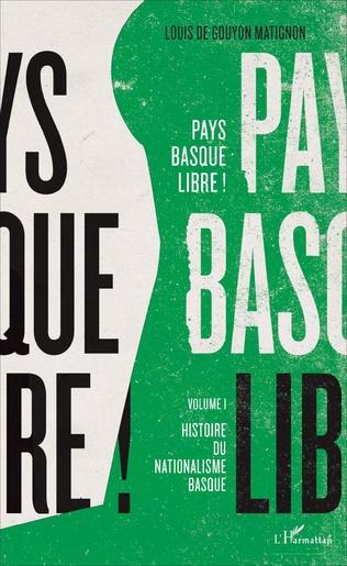 Couverture Pays basque libre !