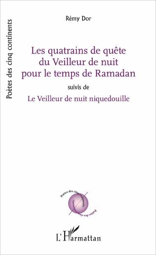 Couverture Les quatrains de quête du Veilleur de nuit pour le temps de Ramadan