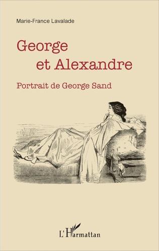Couverture George et Alexandre