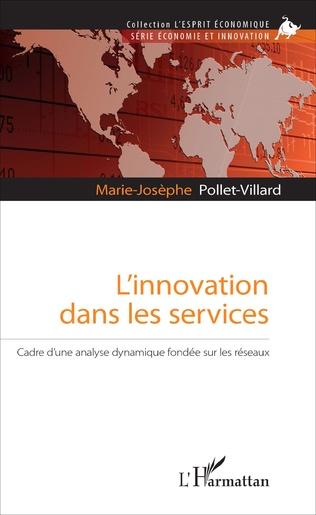Couverture L'innovation dans les services