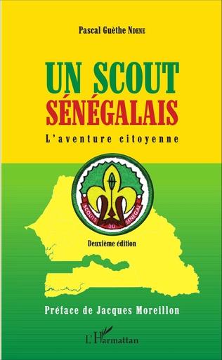 Couverture Un scout sénégalais