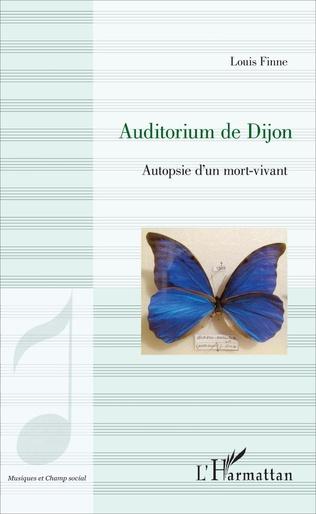 Couverture Auditorium de Dijon