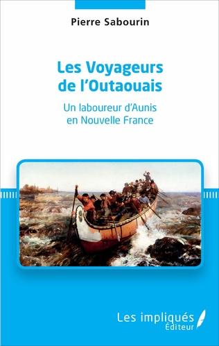 Couverture Les Voyageurs de l'Outaouais